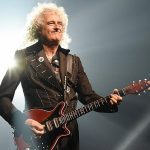 Brian May fue elegido el mejor guitarrista de todos los tiempos: