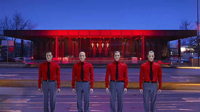 Kraftwerk anuncia nuevos títulos disponibles para reproducción y descarga: