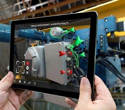 La realidad aumentada moderniza la asistencia técnica en la fabricación: