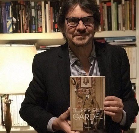 GARDEL por Felipe Pigna… Editorial Planeta presenta Gardel de Felipe Pigna: