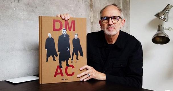 Libro de fotografías Depeche Mode (1981 – 2018) by Anton Corbjn.