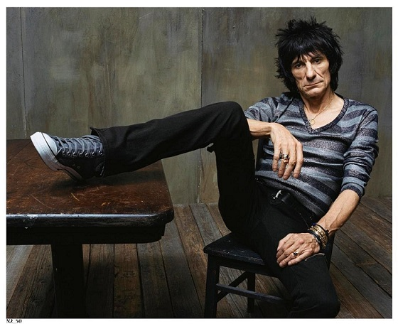 THE RONNIE WOOD BAND anuncia MR LUCK – A TRIBUTE TO JIMMY REED:        LIVE AT THE ROYAL ALBERT HALL