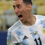 MARACANAZO! Argentina gano la Copa América 2021 en el mítico estadio brasilero.