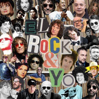 EL ROCK Y YO: Lunes a viernes de 19 a 20 hs.